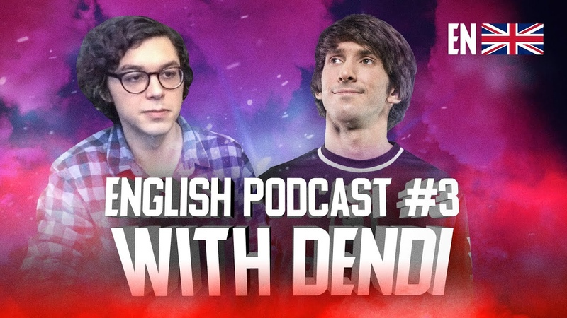 B8 EN Podcast 3 Dendi about Team rebuilding Broadcast rights and Dota 2 future