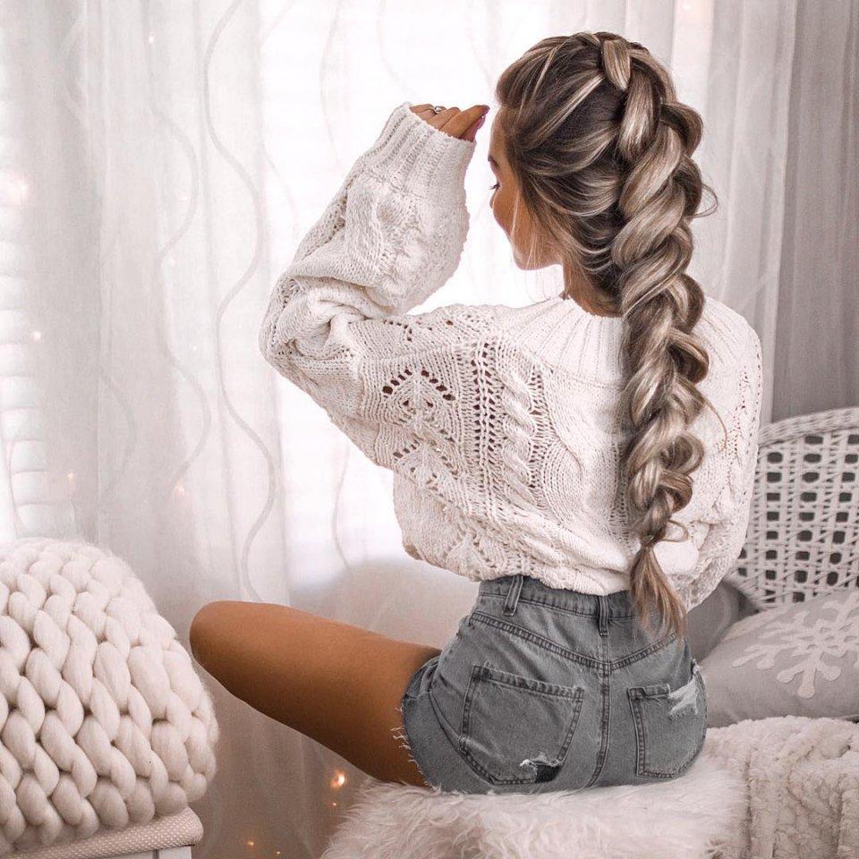 Чудесная коса