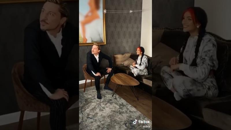 Дима Билан как Джоуи сериал Друзья