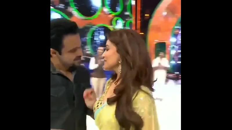 Эмран Хашми и Мадхури Дикшит