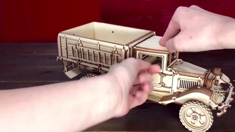 Грузовик ГАЗ АА Кузов 33 см