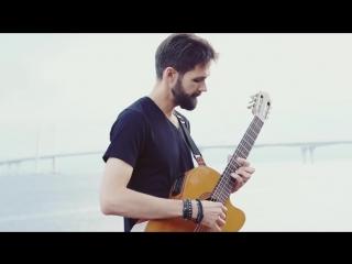 theToughBeard шикарно сыграл на гитаре песню Би-2 - Молитва