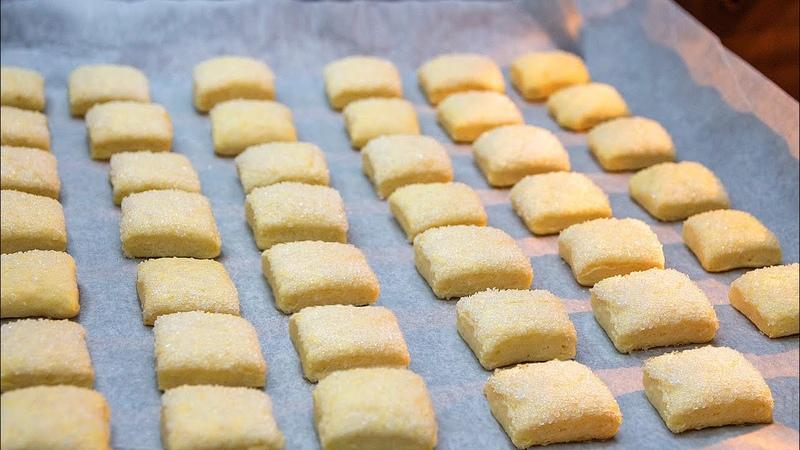 Печенье Минутка. Готовится Ну очень Просто! | HOMEMADE BISCUITS A MINUTE