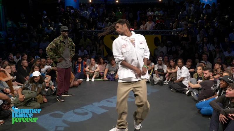 Joseph Go vs Comics TOP 12 Hiphop Forever Summer Dance Forever 2019