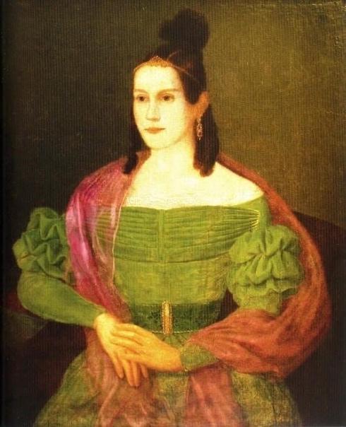 Личная жизнь Анны Керн: юный муж и отношения с Пушкиным
