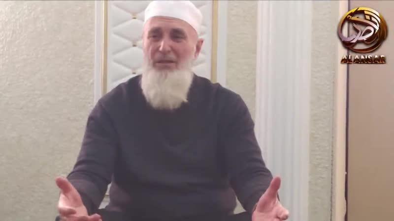 Шейх Иса Цечоев открытие мечети в с п Галашки 09 02 2021г