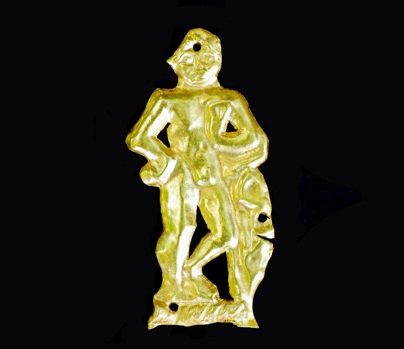 Выставка древних украшений из золота, серебра и бронзы «Геракл в царстве Аида», изображение №1
