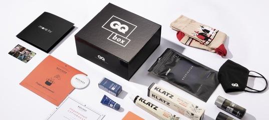 GQ BOX –– купить в магазине Conde Nast Россия