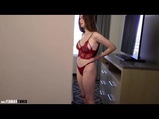 KinkyFamily Hazel Moore- Fucking my busty stepsis  Kinky Family POV Cumshot Teen
