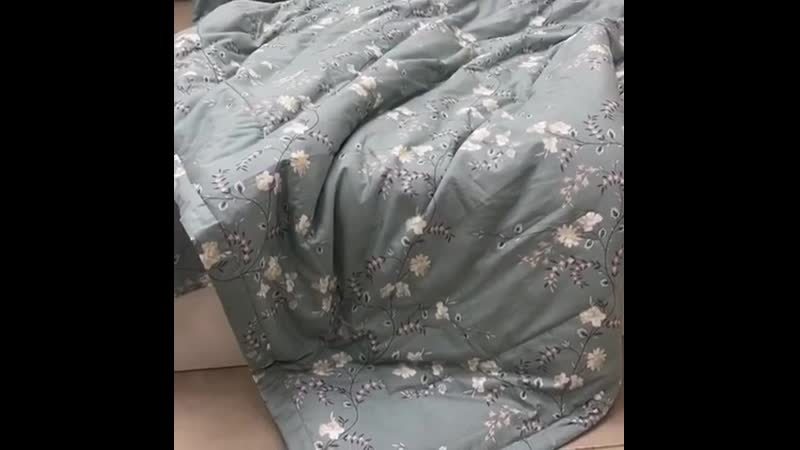 🔱Новое поступление комплектов постельного белья с летним одеялом от бренда Miss Mari 🔱 ⚜️Набор постельного белья с одеялом Mis