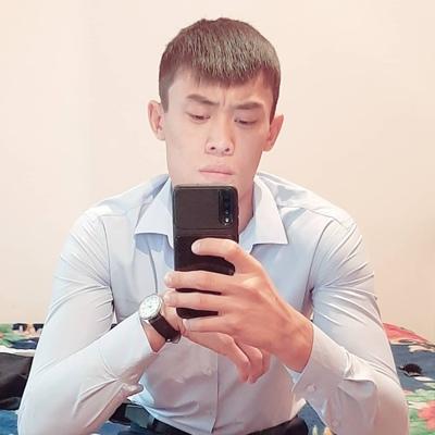 Alimzhan, 20, Tashkensaz