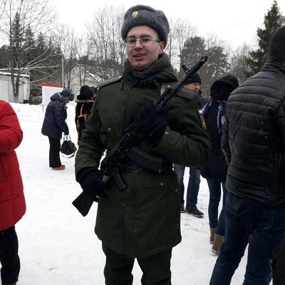 Konstantin, 27, Lukhovitsy