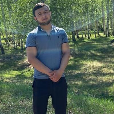 Muzaffarjon, 21, Chelyabinsk