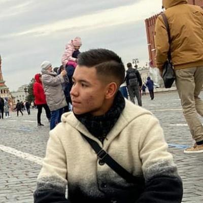 Имран, 21, Almaty