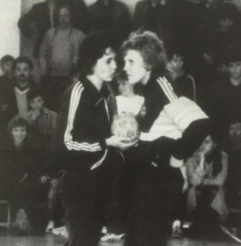 """Светлана Розинцева: """"И сегодня сыграю, если потренируюсь. Вратарям много бегать не надо"""", изображение №6"""