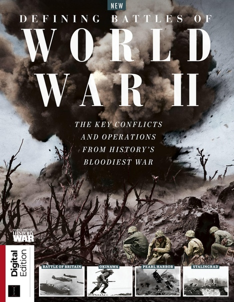 2020-06-24 History of War Defining Battles of World War II