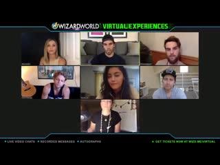 THE ORIGINALS cast Q+A WED, JUNE 10TH