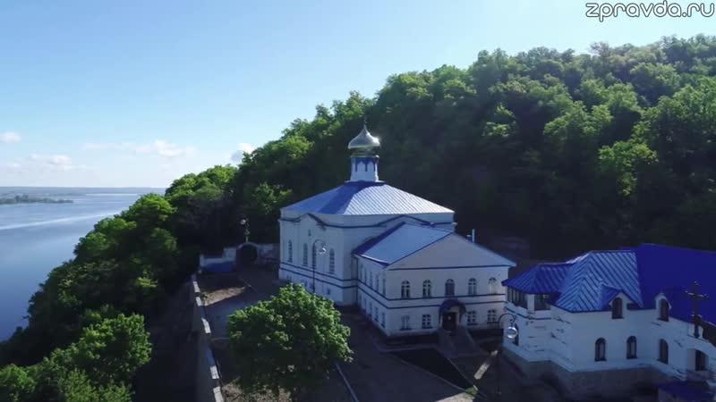 В праздник Вознесения митрополит Феофан совершил освящение храма под Свияжском