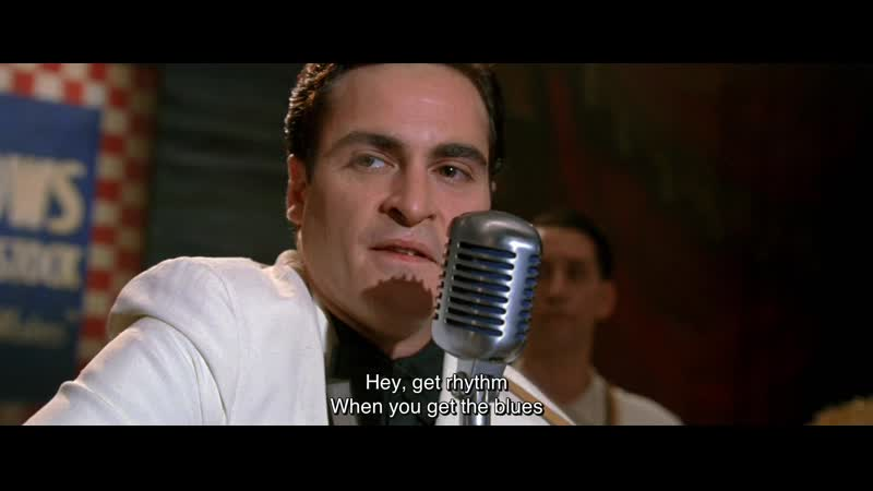 Joaquin Phoenix Get Rhythm х ф Переступить черту