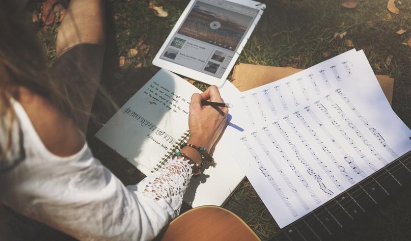 3 способа написать песню