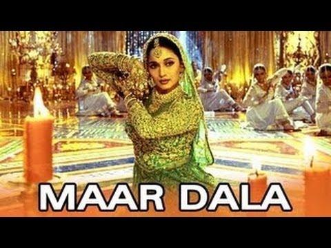 Maar Dala Video Song Devdas Shah Rukh Khan Madhuri Dixit