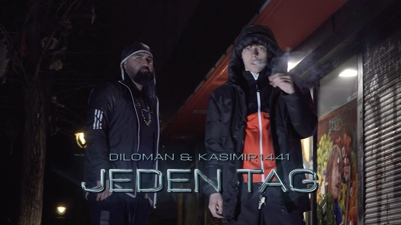DILOMAN feat KASIMIR1441 Jeden Tag ► Official Video