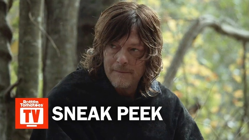 The Walking Dead S10 E18 Sneak Peek   Do You Think Our Lucks Run Out   Rotten Tomatoes TV