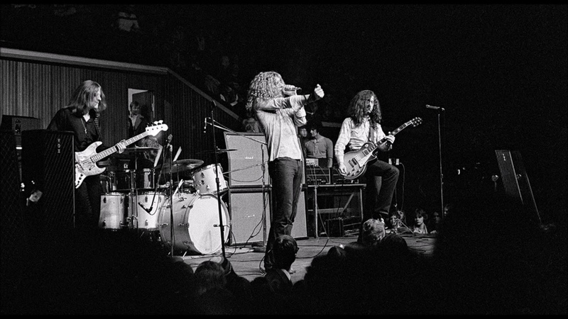 Led Zeppelin Live in Copenhagen Denmark Feb 28th 1970