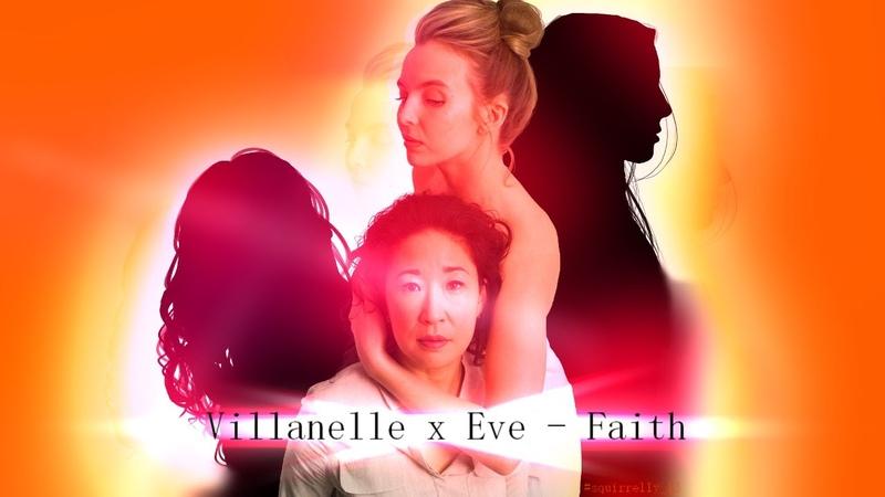 Villanelle x Eve Faith 3x08 ending scene