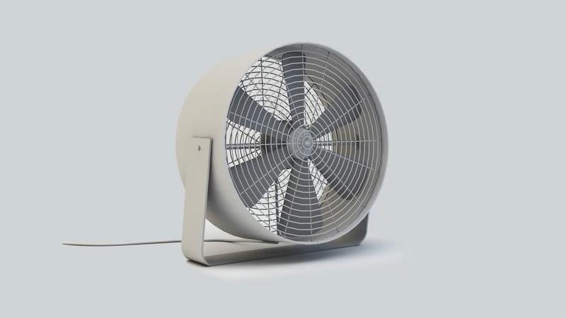 Modelling Essentials for Cinema 4D - Fan