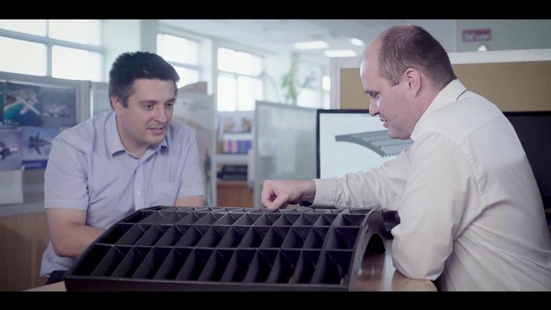 Решетки реверсивного устройства из полимерных композитных материалов
