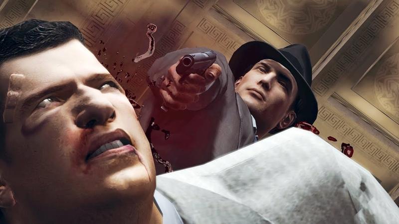 Mafia 2 - Vito kills Joe Barbaro [alternate ending]