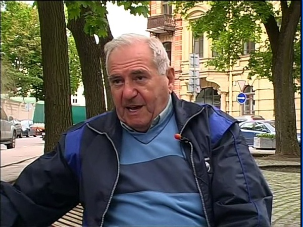 With Meilach Stalevich on his Old Vilna Streets Part 1