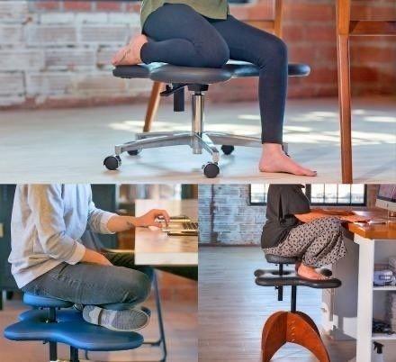 Весьма нестандартный стул