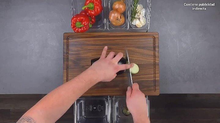 Печеные овощи с оригинальной начинкой лучший рецепта ужина три в одном