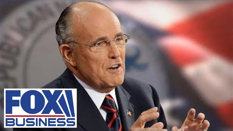 Giuliani slams Biden's new push for networks to stop booking him