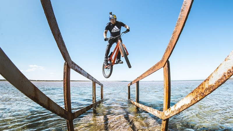 Danny MacAskill x adidas Outdoor Welcome to the Family