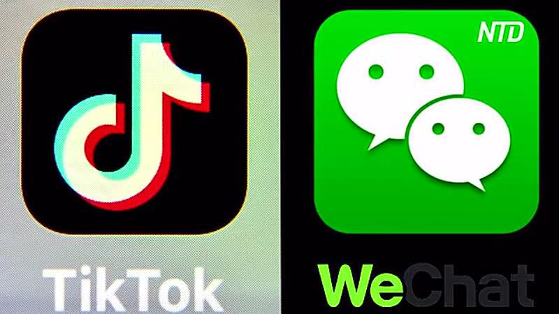 Вашингтон запретил транзакции с TikTok WeChat и их материнскими компаниями
