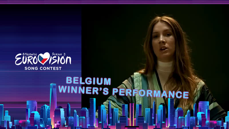 Otherwise Eurovision Song Contest 2017 Belgium Winner's Performance