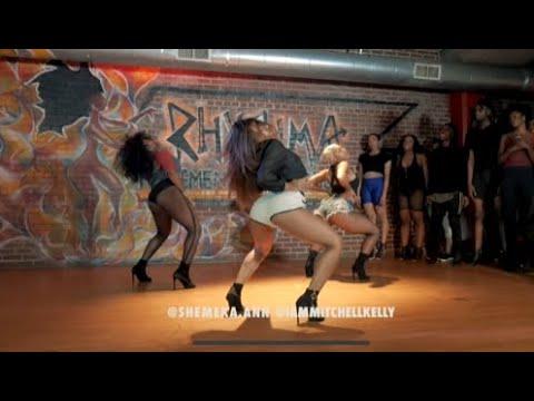 DaBaby x Suge She'Meka Ann Mitchell Kelly x Collab Heel'D Class
