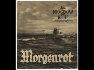 Morgenrot (Deutschland, 1933 Film) Kriegsfilm, U-Boot-Drama
