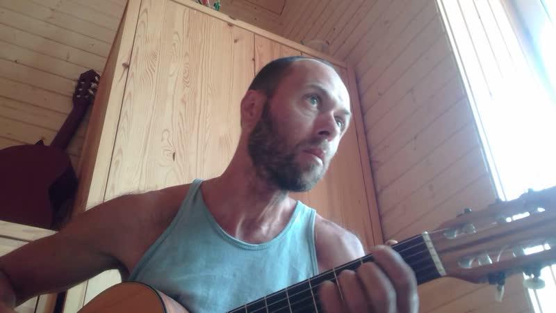 20190523 104544 Ануров В гостях у Баха Сюита в 4 х частях для гитары 2 Прогулка по озеру на восходе