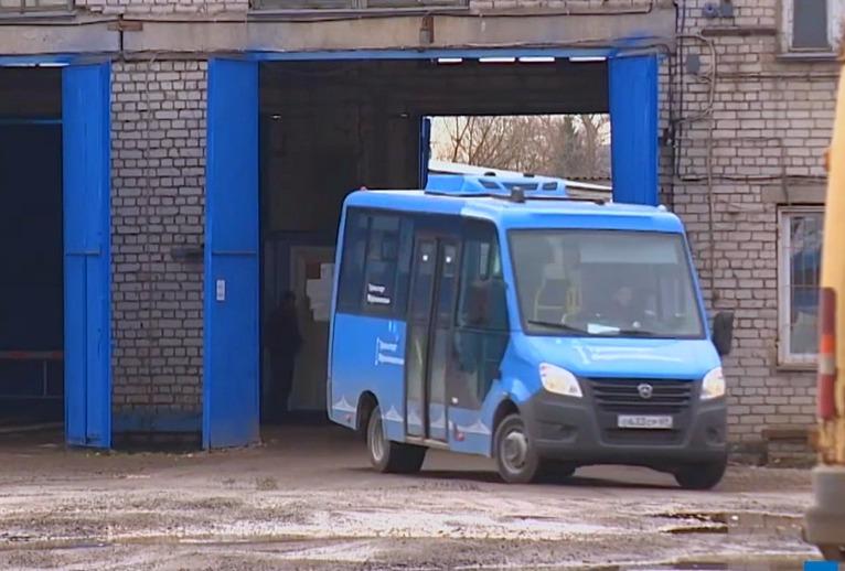 Новая транспортная модель будет внедрена в четырёх городах Тверской области