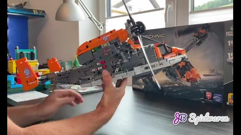The LEGO Technic Osprey