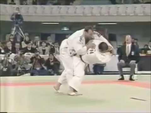 JUDO 1999 Kano Cup Yasuyuki Muneta 棟田 康幸 JPN Tamerlan Tmenov RUS