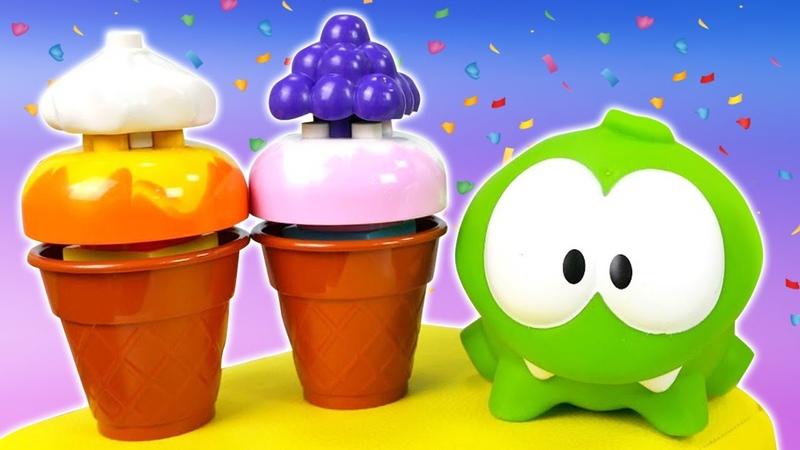 Eğlenceli videolar. Dondurma yapalım! Lego Duplo ve Play Doh oyunları bir arada
