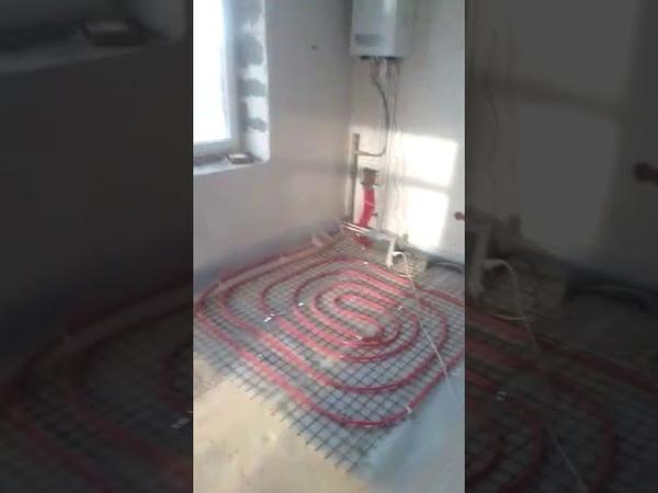 Монтаж отопления в многоквартирном доме. водоснабжение с канализацией