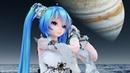【MMD】Last Night, Good Night Ritsuka Hanatan【Miku】日本/EN Romaji/中文 sub4K