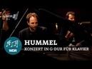 Johann Nepomuk Hummel - Konzert G-Dur für Klavier und Violine op. 17   WDR Sinfonieorchester