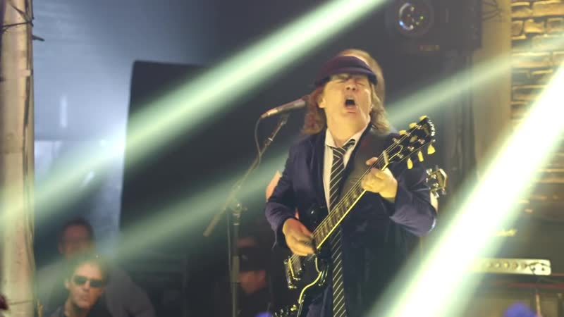 AC DC Rock the Blues Away Official Video